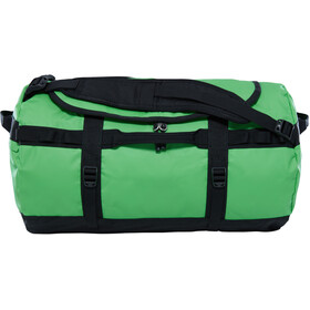 The North Face Base Camp Duffel S, classic green/tnf black